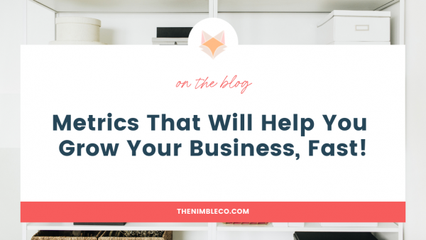 Metrics to grow your business