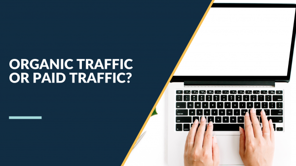 Organic traffic vs paid