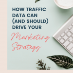 Traffic data marketing strategy