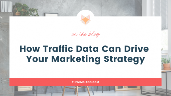 How Traffic Data Can and Should Drive Your Marketing Strategy