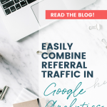 combining referral traffic