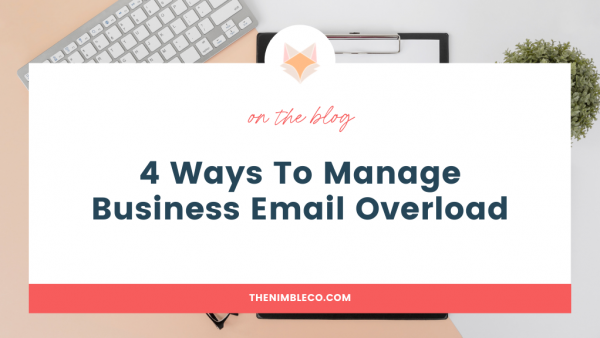 manage business email