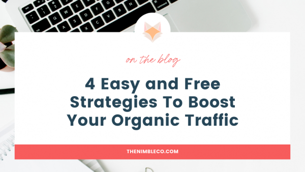 4-Easy-and-Free-Strategies-To-Boost-Your-Organic-Traffic